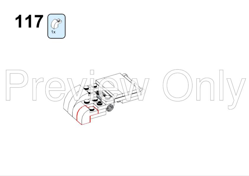 LEGO MOC Republic Gunship based set 75021 by ohsojang