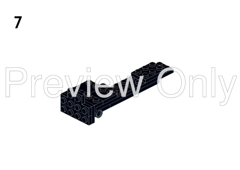 LEGO MOC VW T1 Split Screen camper van by legocampervans