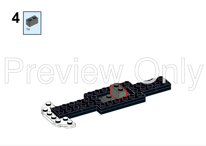 LEGO MOC Skoda Octavia RS by SteinbrueckerMOCs