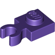 LEGO New Lot of 2 Medium Lavender 1x1 Kryptomite Face Hypnotic Eyes Tiles