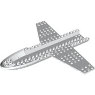 LEGO part 67138 Plane Fuselage 26 x 24 x 1 2/3 in White