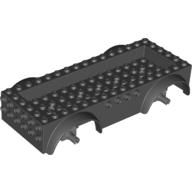 LEGO part 65094 Vehicle Base 6 x 16 x 2 in Black