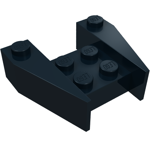 Lego Wheel  Hole Round for Wheels Holder Pin with Black Tire 2 black plates