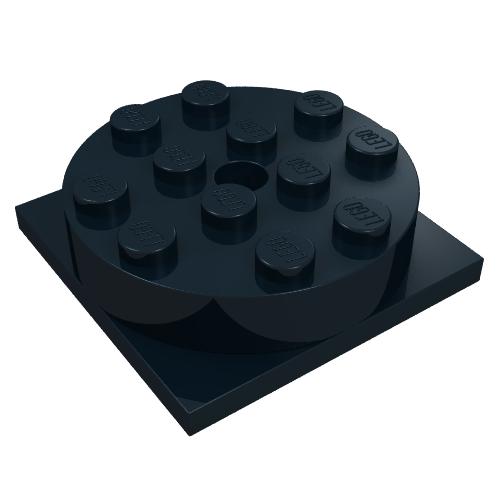 Lego 2x slope brick slope inclined roof 45 6x4 double white//white 32083 NEW