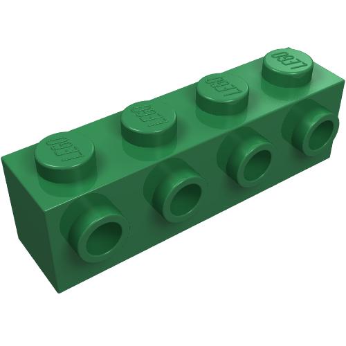 Lego 50 1x2 Black Brick w// Vertical and Horizontal Grill Walls Building NEW x50