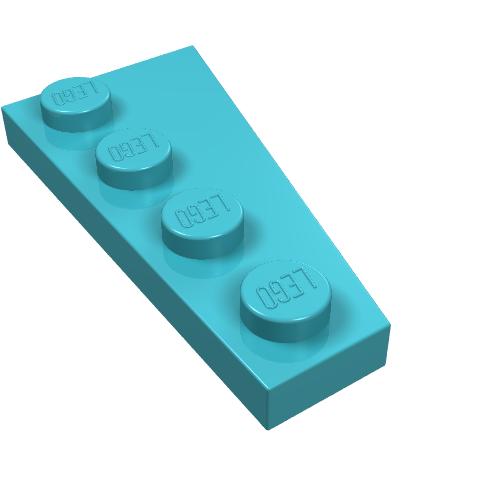 73 Lego 3062~ Brick Round 1 x 1 Open Stud in Brown X 10