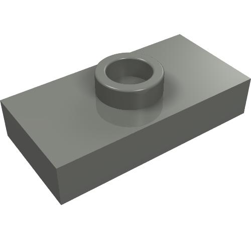 Head Balaclava Eyes Hole Stitching Trim LEGO x 10 Light Bluish Gray Minifig