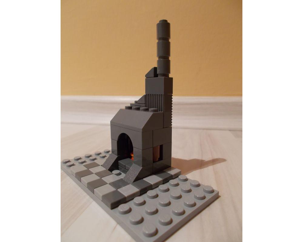 Lego Fireplace NEW!!!