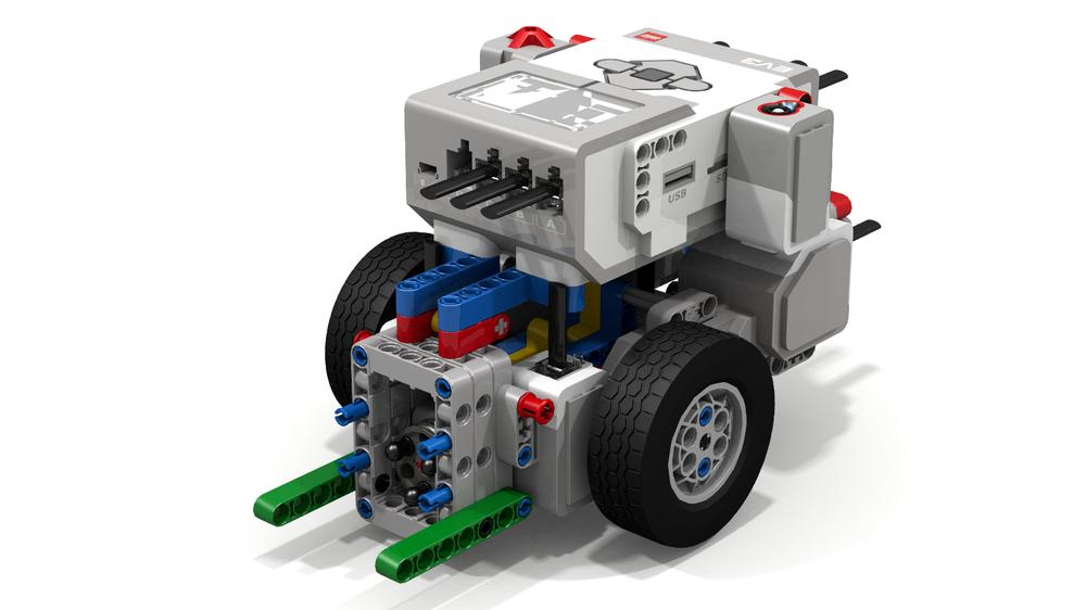 LEGO MOC-12037 Fllying Dragon EV3 Robot (Mindstorms > EV3