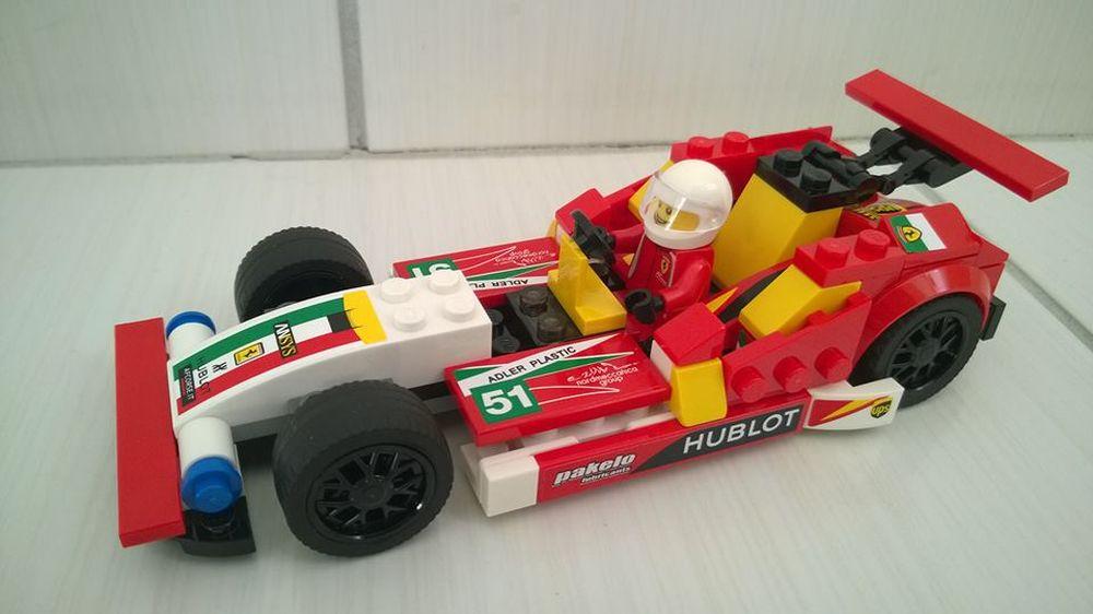 LEGO MOC-13504 Lego Speed Champions 75908 model B (Speed