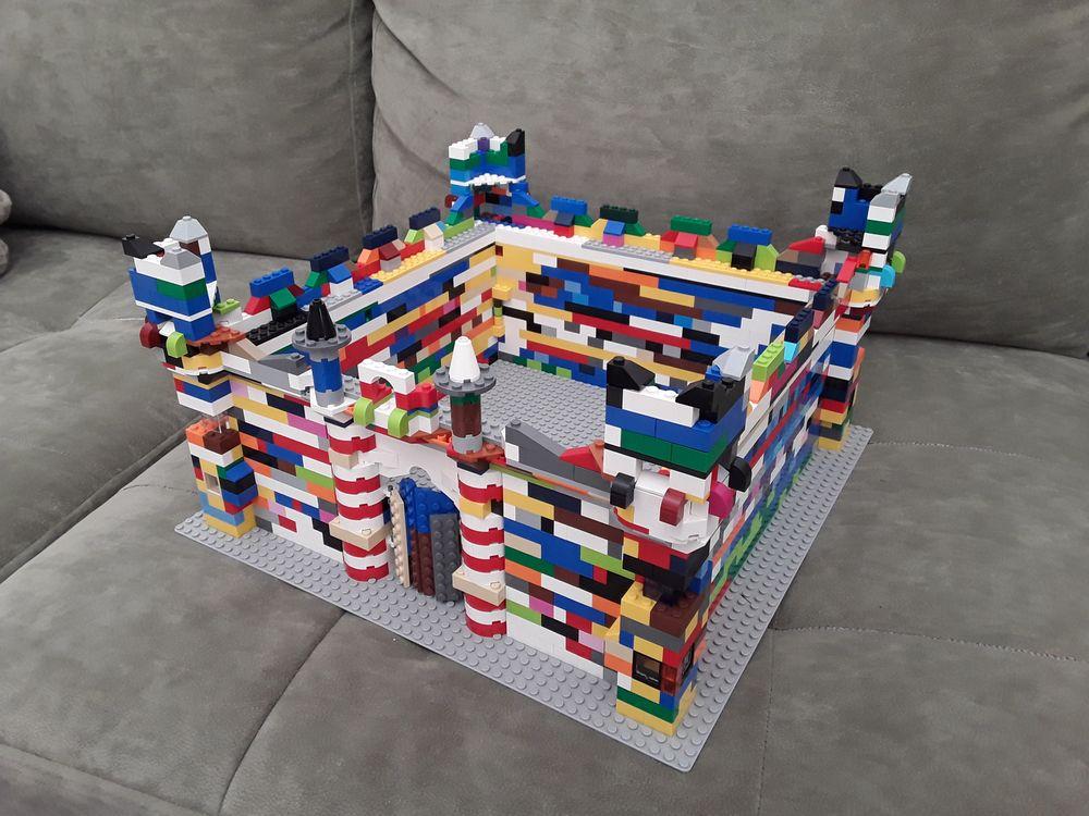 LEGO MOC-13776 Free Castle (Creator > Model > Building 2018)   Rebrickable - Build with LEGO