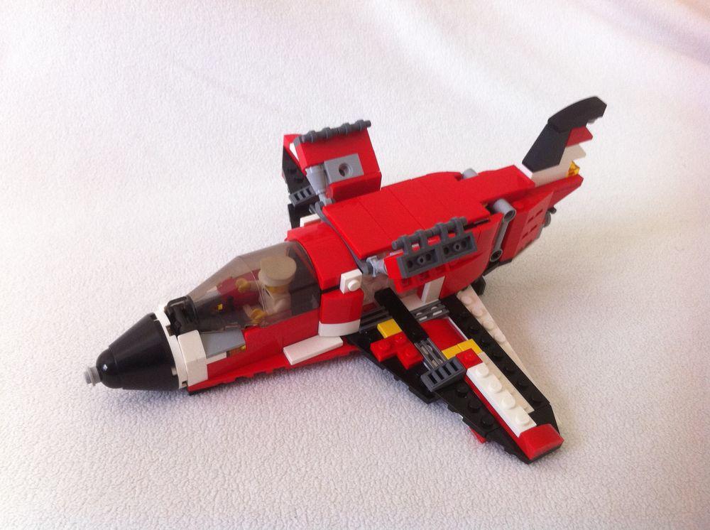 space shuttle lego moc - photo #14