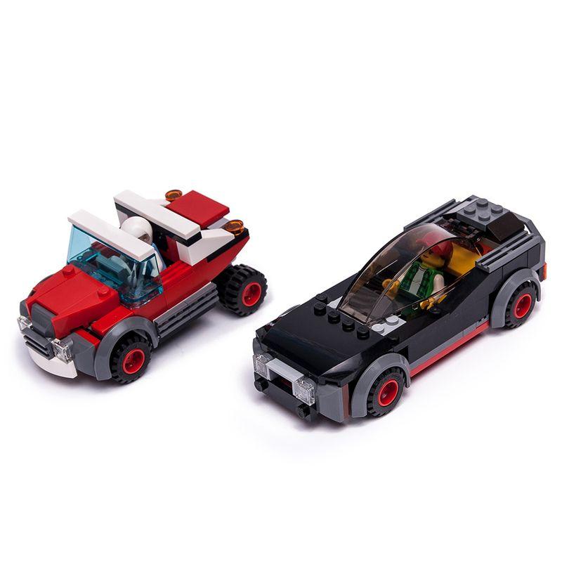 LEGO MOC-16564 60183 alternate cars (Town > City 2018