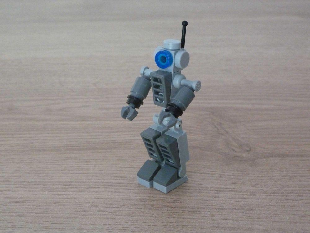 LEGO MOC-17286 LEGO How to Build a Mini Robot Mech #2