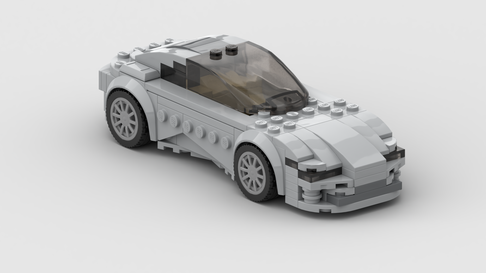 Lego Moc Aston Martin Db10 Spectre Speed Champions Style By Aldar Beedo Rebrickable Build With Lego
