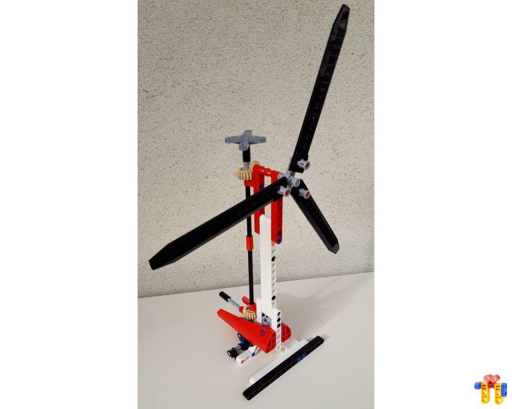 LEGO MOC-20260 8046 Windmill (Technic 2018) | Rebrickable