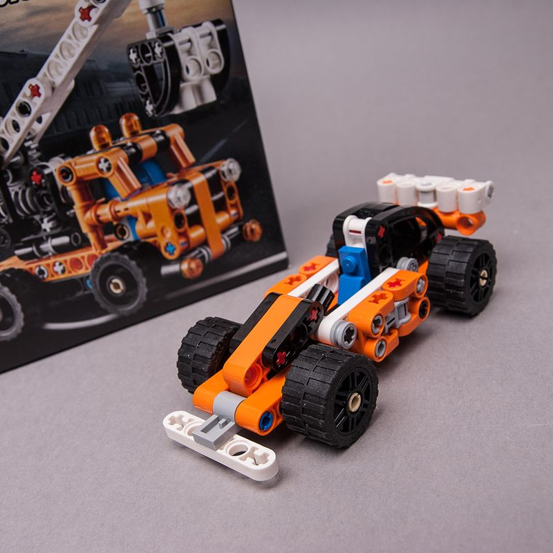 LEGO MOC-20870 42088 Formula1 (Technic 2019) | Rebrickable