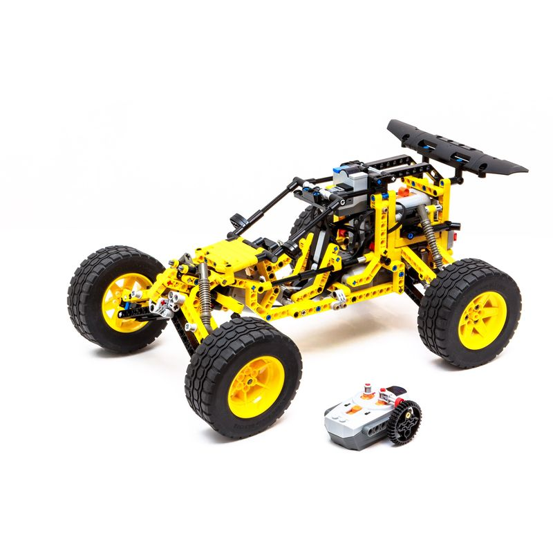 Ongekend LEGO MOC-20911 Yellow dune buggy (from 42030) (Technic 2019 BO-27