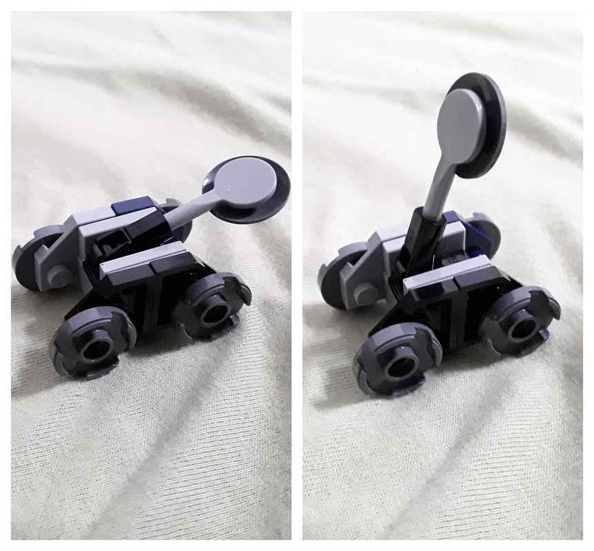 LEGO MOC-21687 Nano Catapult (Creator > Model 2019) | Rebrickable