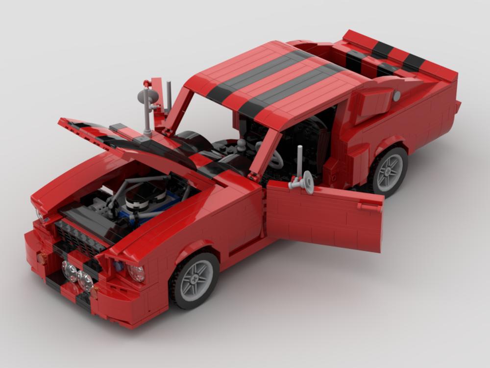 1967 Eleanor Mustang Raffle