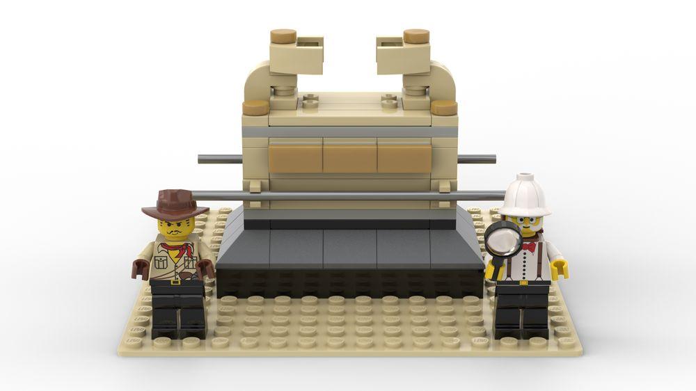 LEGO MOC-21935 Ark of the Covenant (Adventurers 2019)   Rebrickable