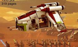 Custom Republic Gunship - LEGO Star Wars - Eurobricks Forums   150x250