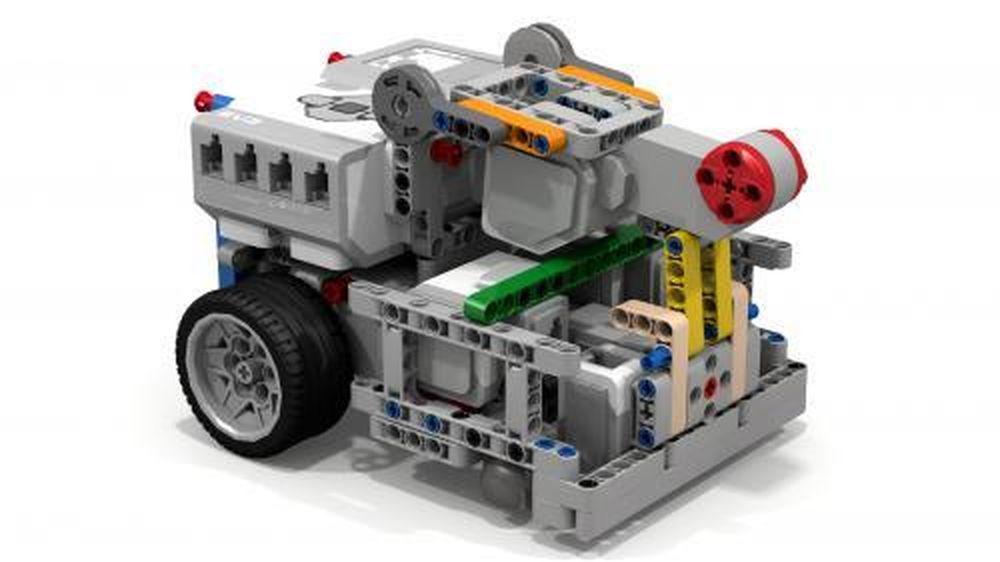 LEGO MOC-2668 Fllying Gecko EV3 Robot (Mindstorms > EV3 2015