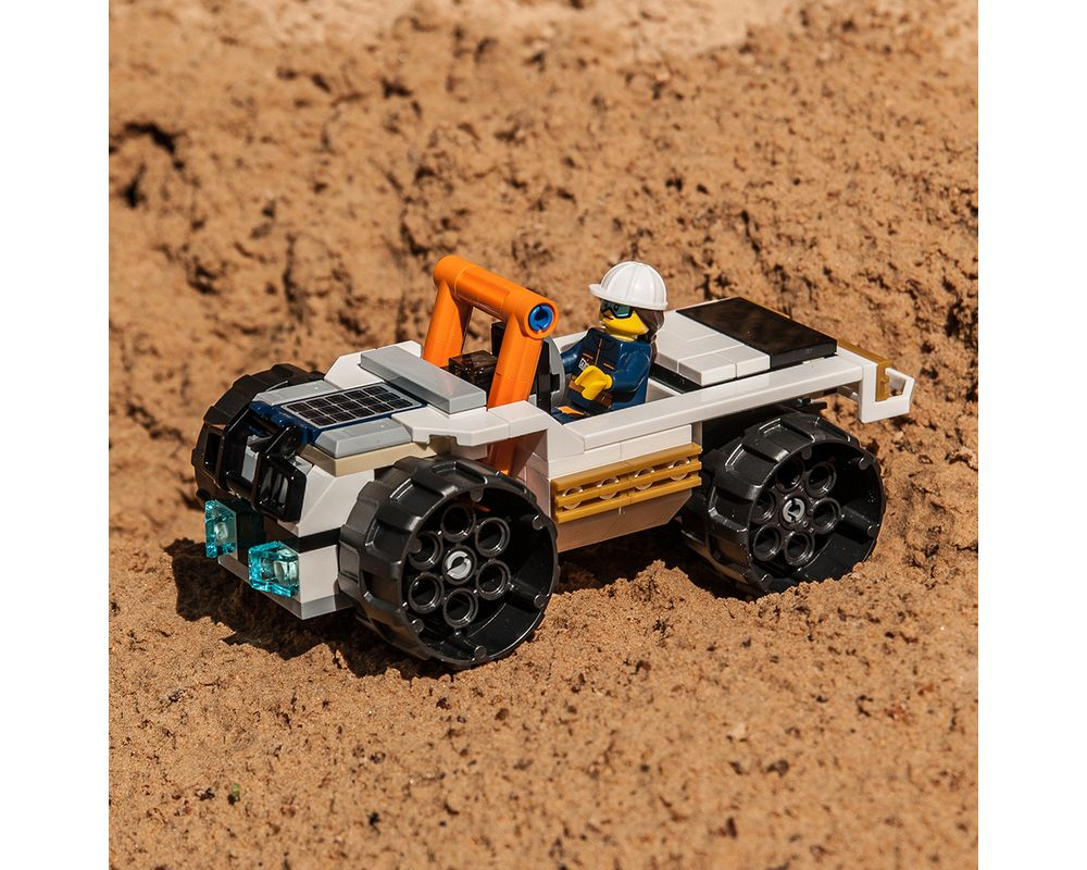 LEGO MOC-26940 60225 Space Jeep (Town > City 2019 ...