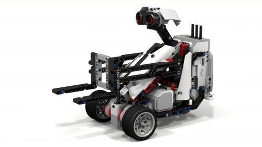 LEGO MOC-3026 Fllying Lemur EV3 Robot (Mindstorms > EV3 2015