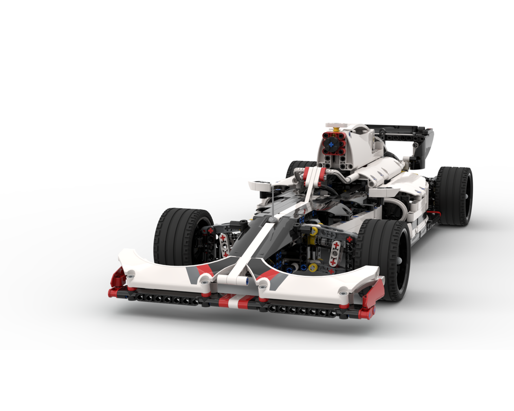 Lego Technik 14,5 cm lang in Rot 1 Riffelschlauch ca