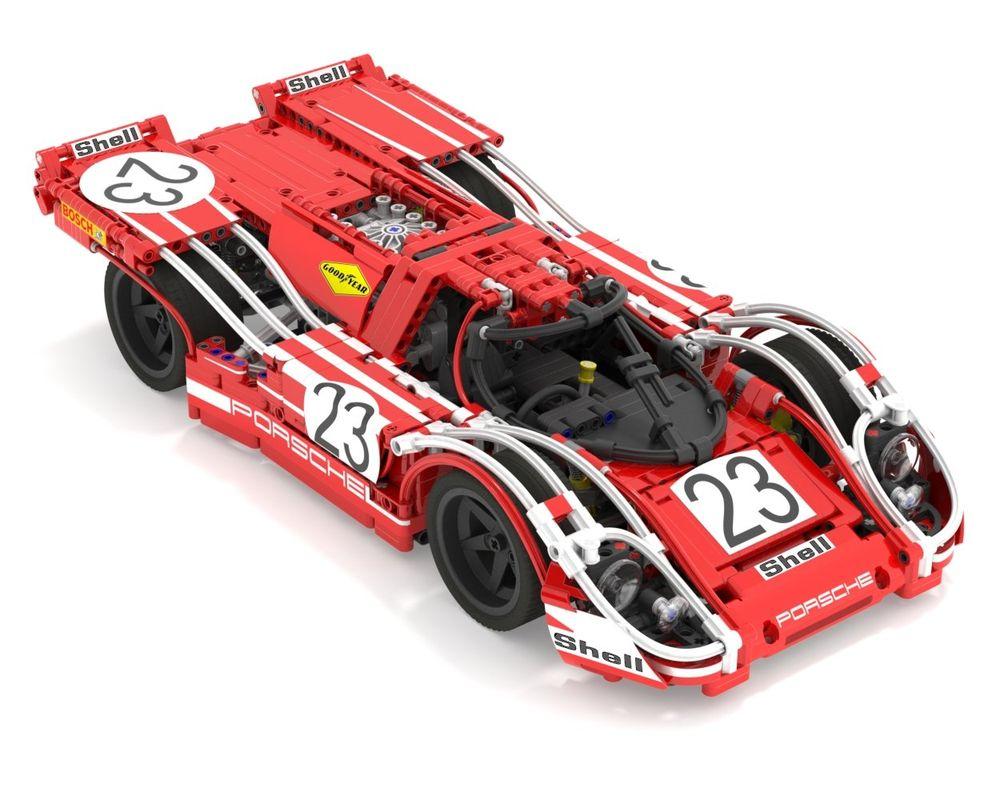 LEGO MOC-32980 Porsche 917K No.23 (Technic > Model > Race ...