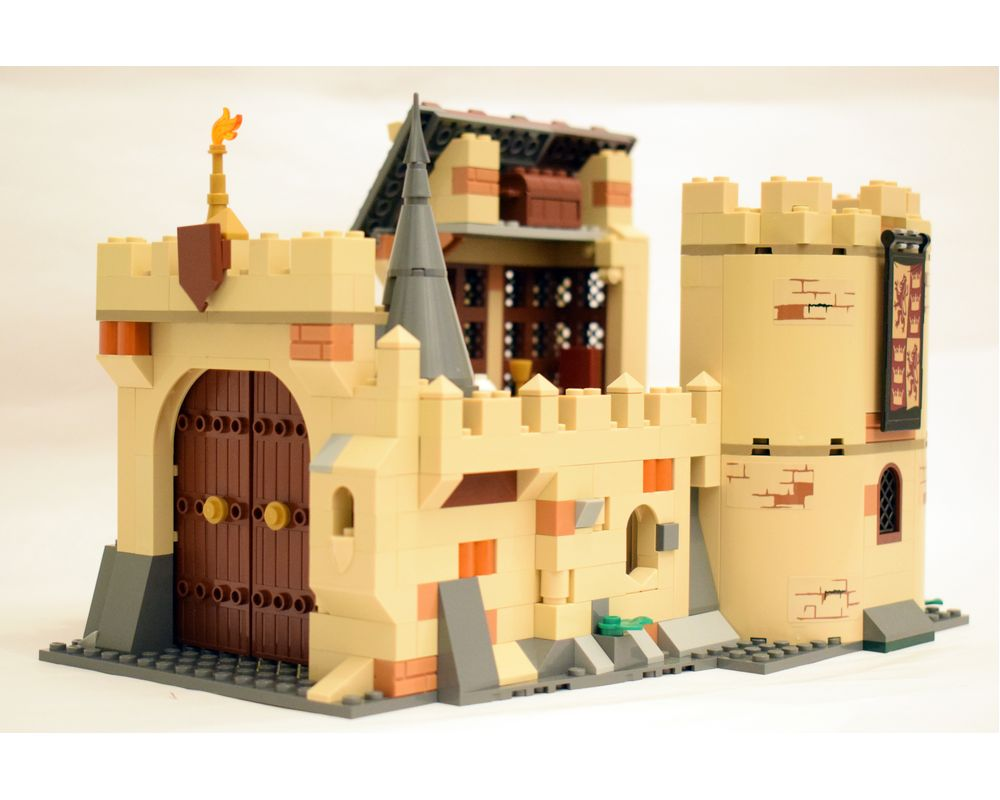 Lego Moc 35020 Harry S Hidden Castle Castle 2020