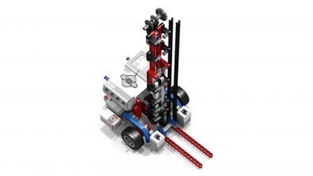 LEGO MOC-3534 Forklift-Type