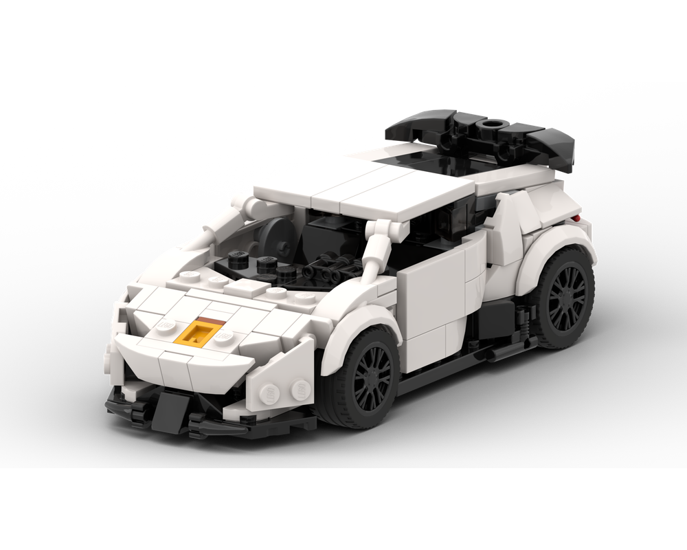 LEGO MOC-35784 Lamborghini Huracán Performante (Speed ...