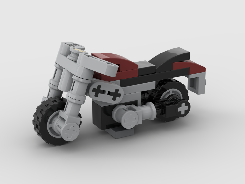Lego® Mini Harley Davidson 1x Sticker Aufkleber für Fat Boy   Limited Edition