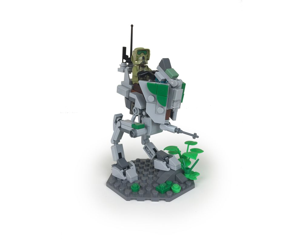 Lego Moc Republic At Rt Clone Wars Revenge Of The Sith By 2bricksofficial Rebrickable Build With Lego