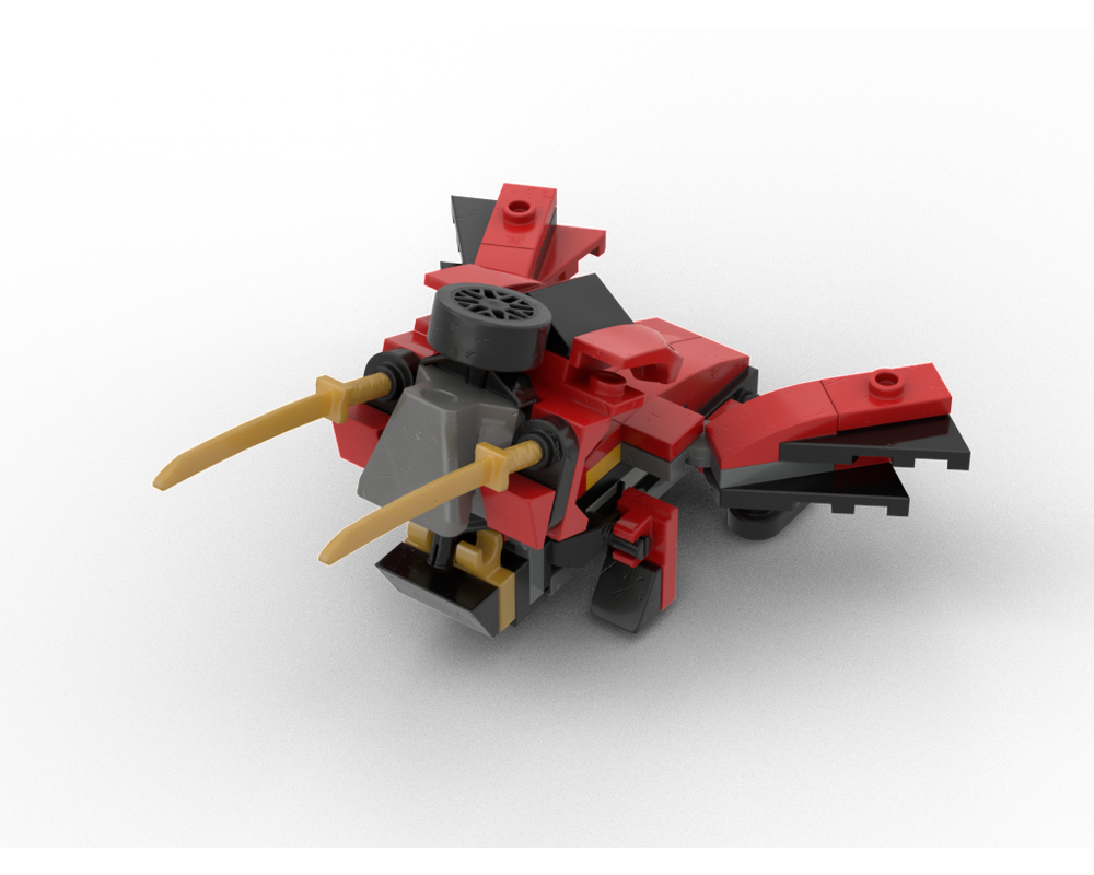 LEGO SET 30536 - COMBO CHARGER NINJAGO BRAND NEW