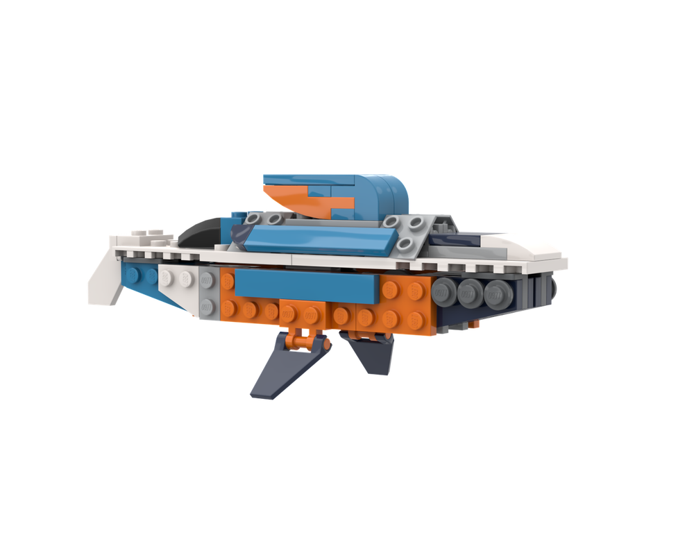 LEGO MOC 31099 Set Alternative Submarine by ilyabuilder724 ...