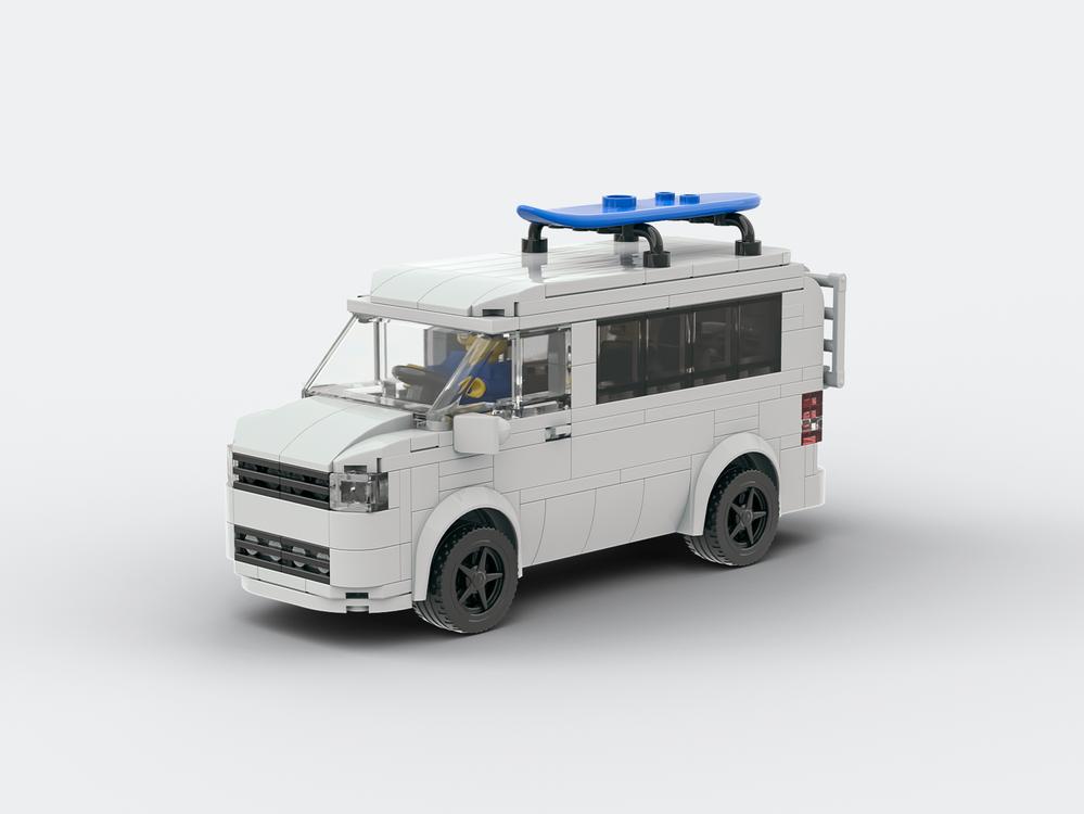 Лего транспортер фольксваген объявления транспортер т4