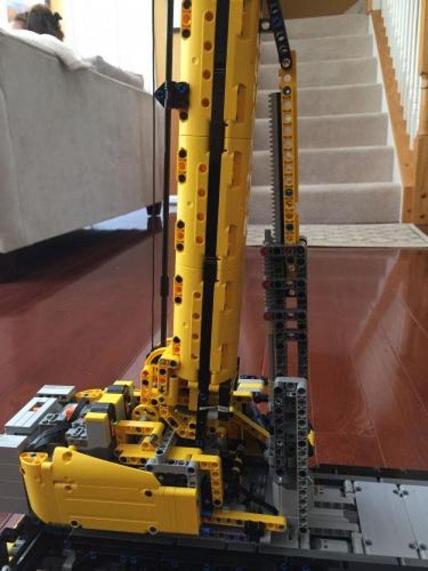 LEGO MOC-5496 Lego Linear Actuator for Grove GMK6400 Mobile
