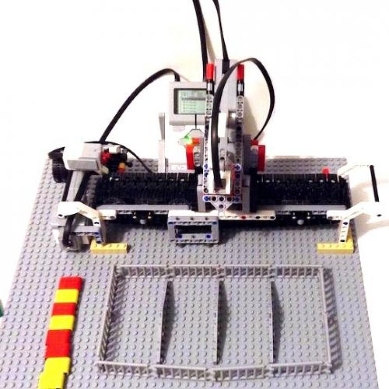 LEGO MOC-5615 Optimized Colour Sorter (Mindstorms > EV3 2016