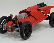 Future buggy (2x 42107 alternate)