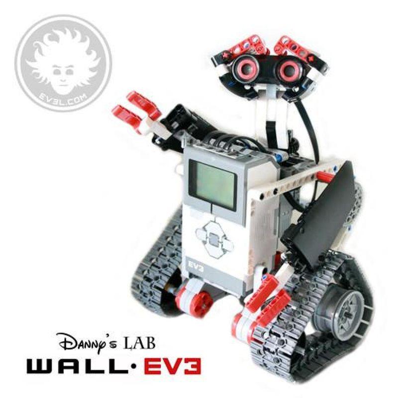LEGO MOC-5639 WALL-EV3 (Mindstorms > EV3 2014) | Rebrickable - Build