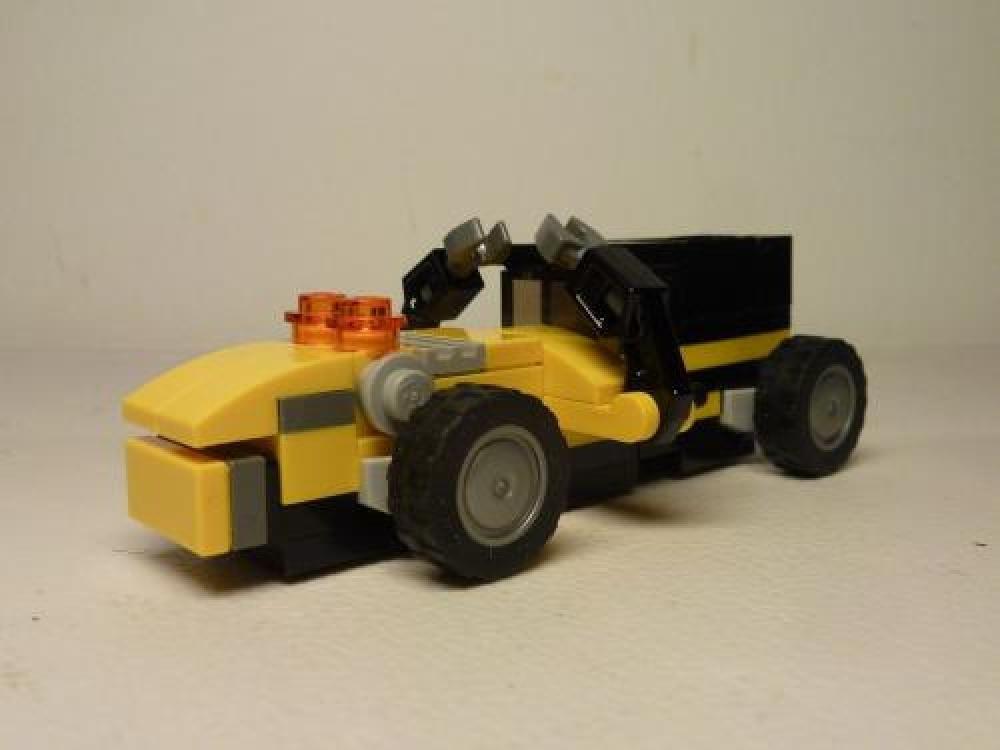 LEGO MOC-5757 31041 Road Assistance Bot (Creator 2016)   Rebrickable