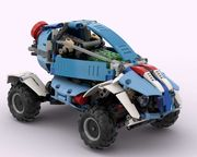 Small Buggy【Powered Up】