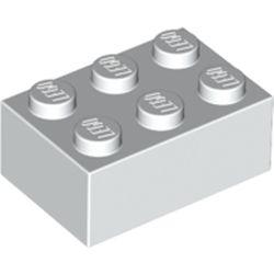 NEW LEGO® 3002 QTY X16 Red 2x3 Bricks