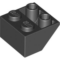Lego 6x slope inverted brique brick pente 45 2x2 jaune//yellow 3660 NEUF