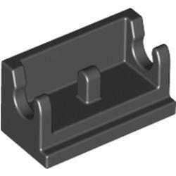 Lego 4x hinge hinge brick brick 1x2 base red//red 3937 NEW