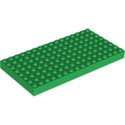 Basic Basis Stein Brick 8x16 verschiedene Farben  #4204 ein LEGO®