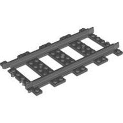 rc trains Lego 53401 darth courrier électronique gray train track plastic straight